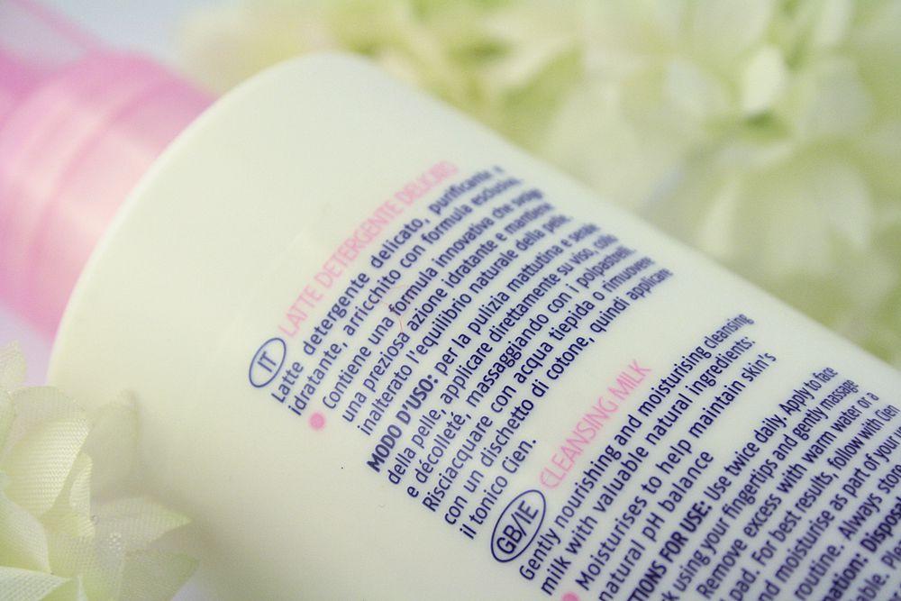 Latte detergente CIEN
