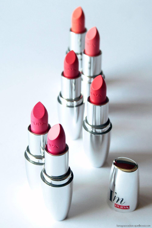 I'm Lipstick PUPA Milano