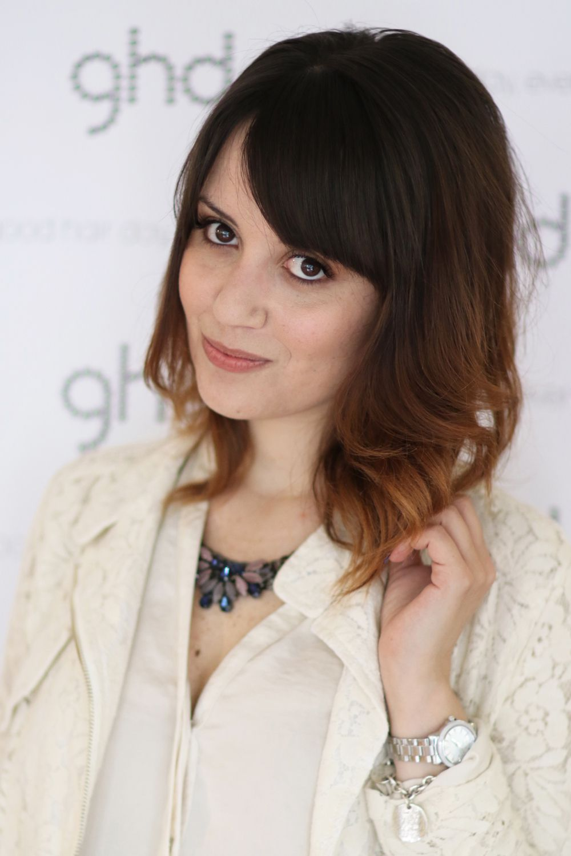 Federica Cimetti blogger ghd