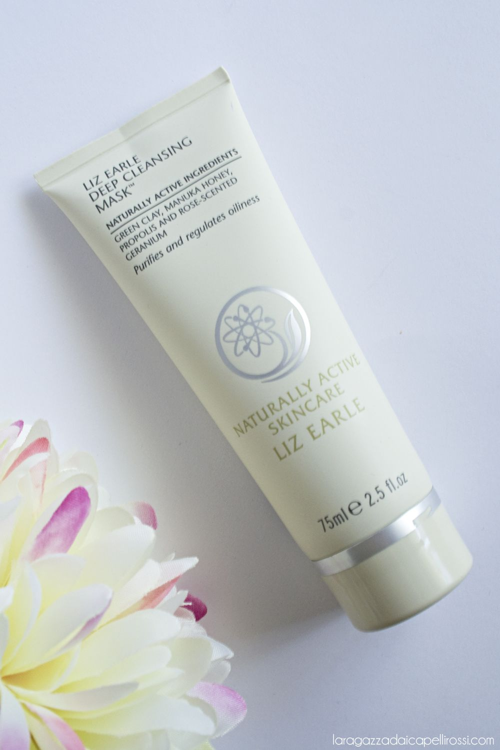 REVIEW LIZ EARLE NATURALLY ACTIVE SKINCARE