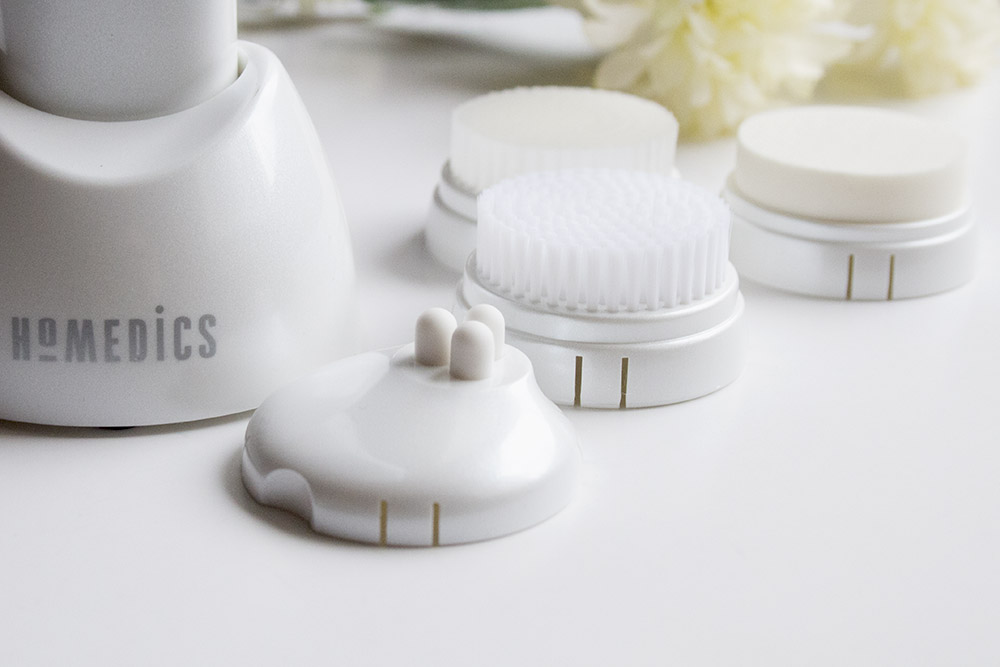 Spazzola per la pulizia del viso Homedics