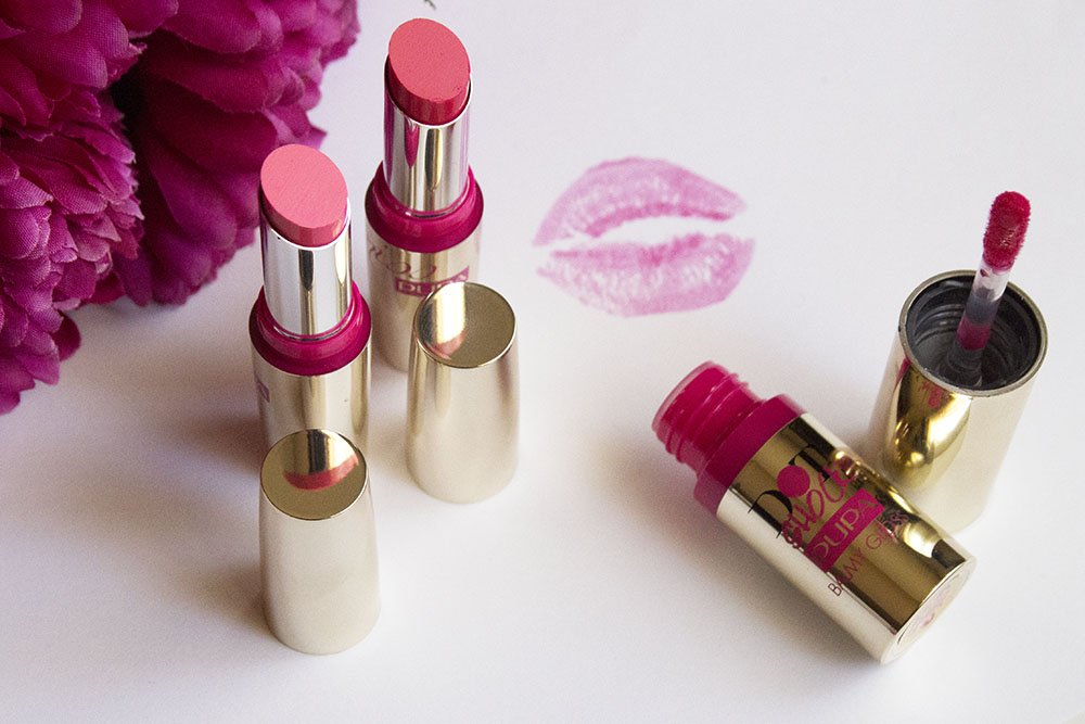 PUPA Dot Shock rossetti e gloss
