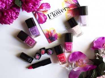 Wild Flowers by TNS Cosmetics