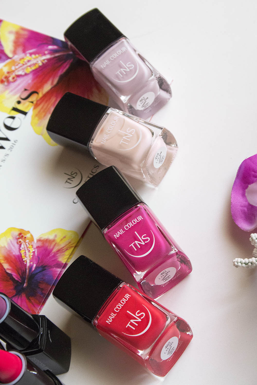 Wild Flowers by TNS Cosmetics