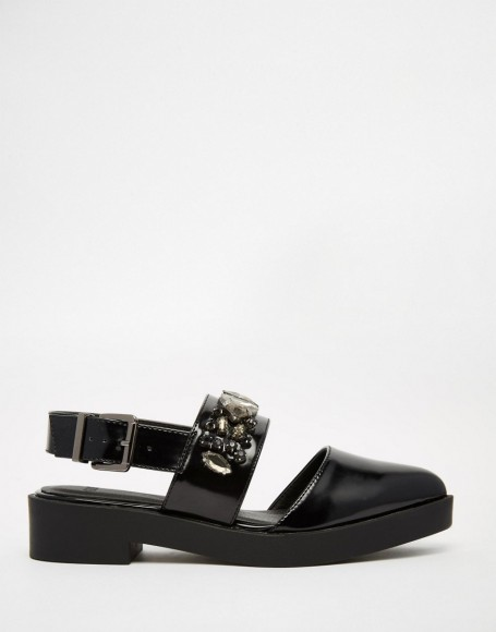 Sandali gioiello ASOS