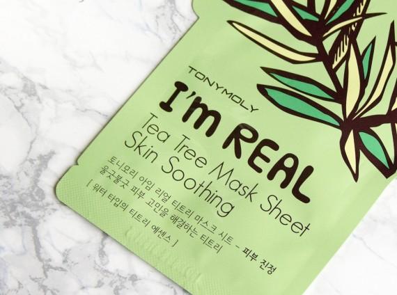 TONYMOLY Tea Tree Mask Sheet