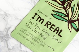 TONYMOLY TEA TREE MASK SHEET