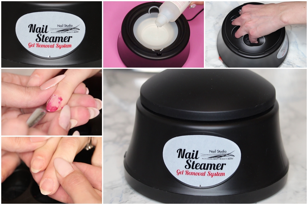 Nail Steamer