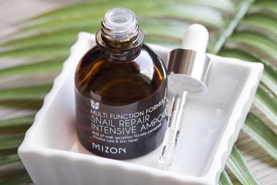 KOREAN SKINCARE: MIZON SNAIL REPAIR INTENSIVE AMPOULE