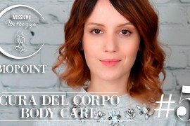 CURA DEL CORPO: BIOPOINT BODY CARE