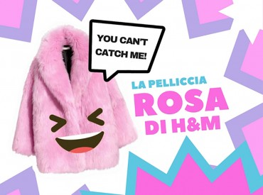 TREND: PELLICCIA ROSA