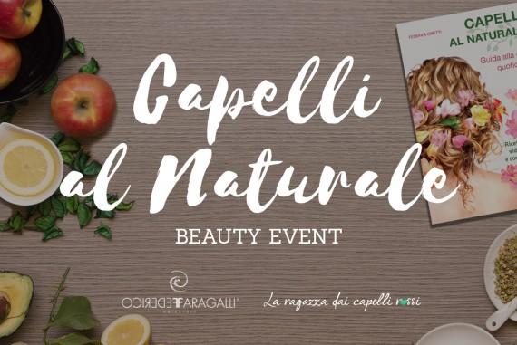 Evento Capelli al Naturale