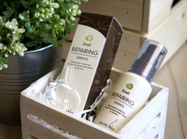 KOREA BEAUTY: SECRET KEY SNAIL REPAIR ESSENCE