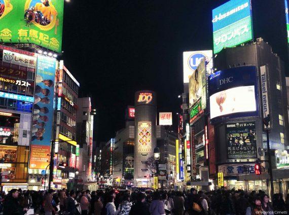 SHOPPING IN TOKYO   SHIBUYA