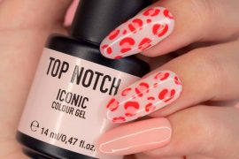NAIL ART LEOPARDATA