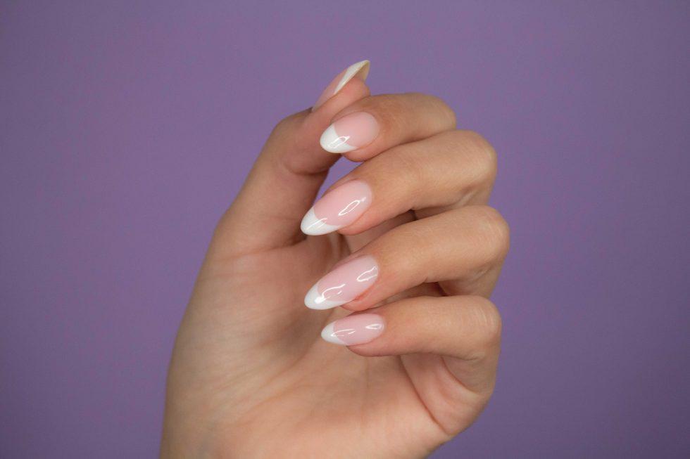 Tutorial Polygel French manicure